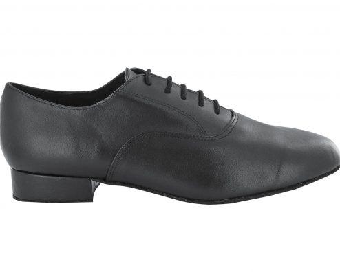 Scarpa Da Ballo Bambino Modello Oxford Colore Nero Tacco 2,5 Cm Right