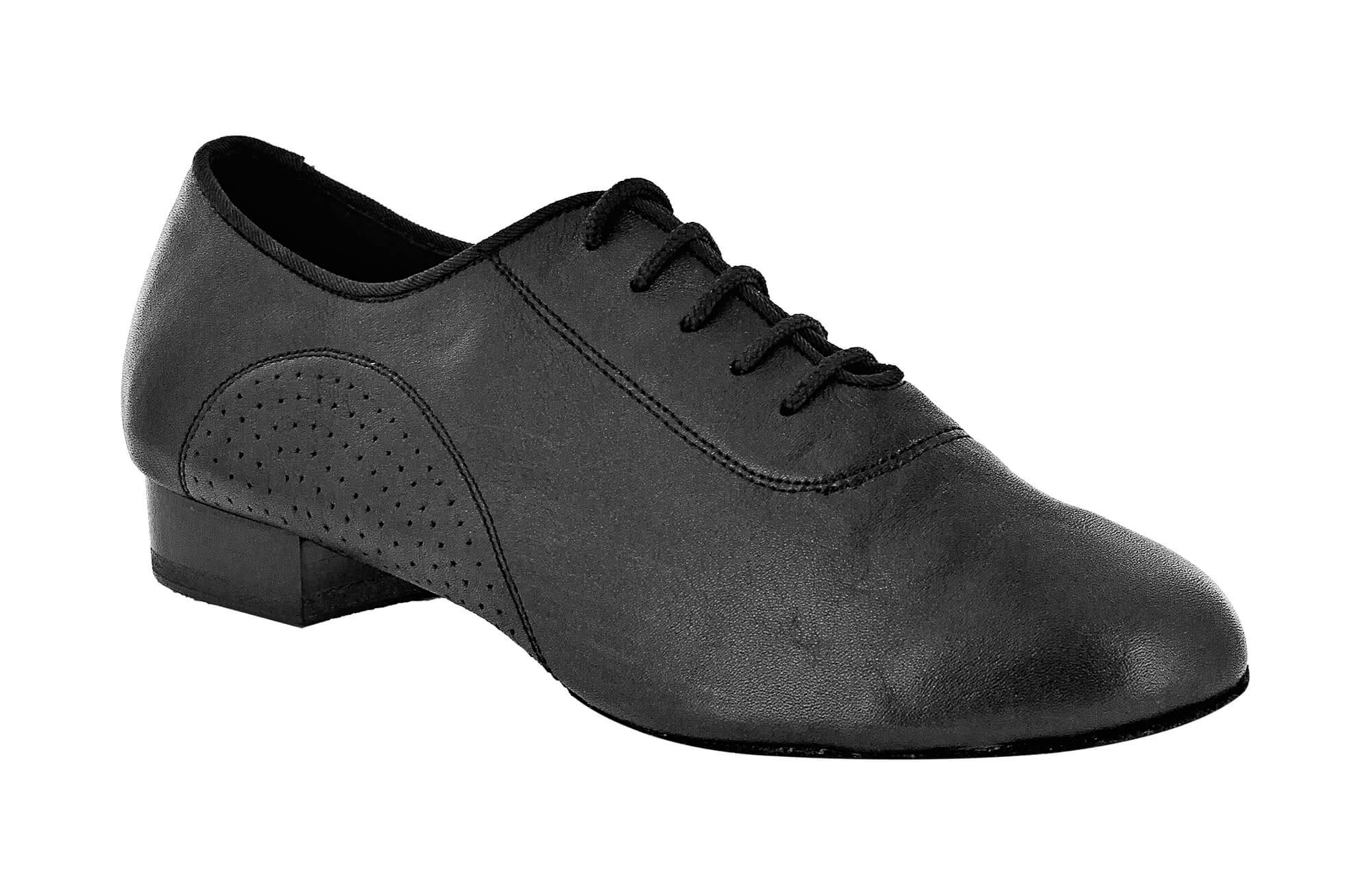 offerte esclusive rilasciare informazioni su bella vista Scarpa da ballo uomo standard doppia suola colore nero tacco 2,5 cm -  Dancin scarpe da ballo