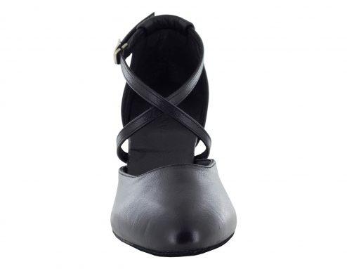 Scarpa Modello Rai In Pelle Flexpro Suola In Bufala Tacco Cm 7,5 Front
