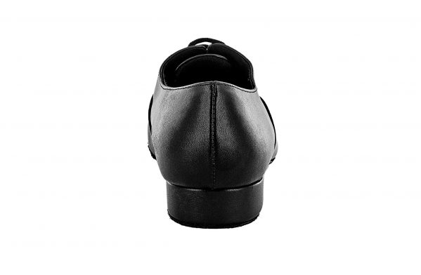Scarpa Da Ballo Uomo Modello Oxford Colore Nero Tacco 2 5 Cm Back