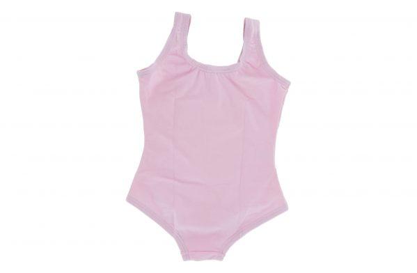 Body Studio Canottiera Colore Rosa In Cotone E Lycra