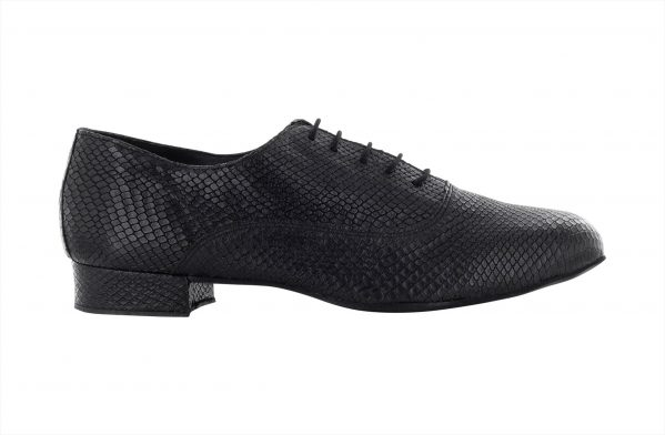 Scarpa Oxford Limited Edition Con Fodera E Tomaia In Vera Pelle Tacco 2 Cm Right