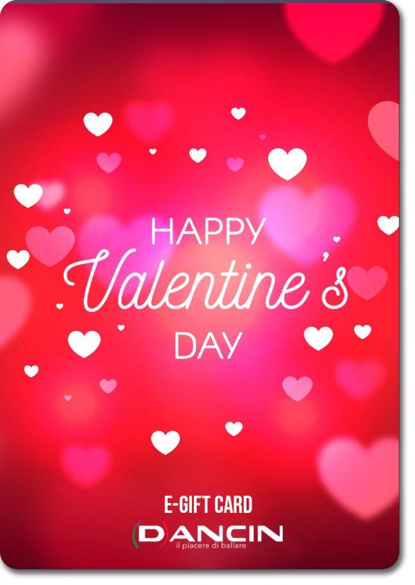 Egift San Valentino